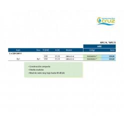 COMPACTO T.  VAILLANT AUROSTEP PRO 1150T (CUB.INCLIN)