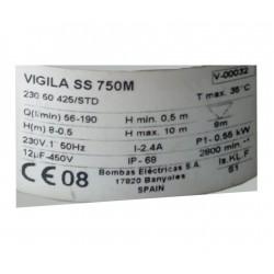 TERMO BILIGHT TESY 100L VERTICAL GCV1004420 B11 TSRC