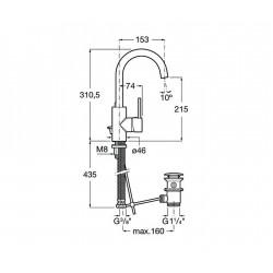 ACCESORIO TUBO PER-PB M24x1.5 D.ORKLI 16x1.8 (2 UDES)