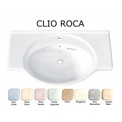 ROCA CLIO LAVABO PORCELANA...