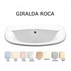 ROCA GIRALDA LAVABO PORCELANA