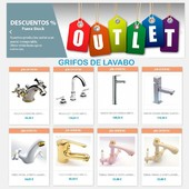 OUTLET de grifos de LAVABO - https://buff.ly/3h60twd